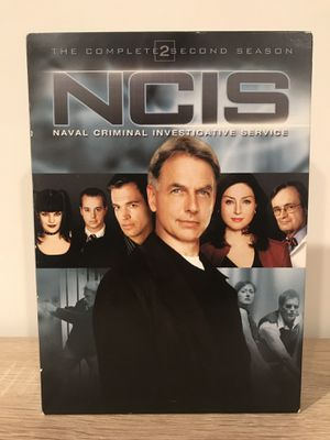 NCIS season 2 complete dvd box set for Sale in Dulles, VA