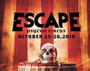 Escape psycho circus tickets for Friday only for Sale in Downey, CA