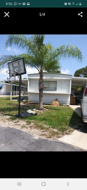 Mobile home for R3nt in Edward rd for Sale in Port St. Lucie, FL