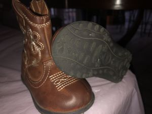 Little girl cowgirl boots for Sale in Orlando, FL