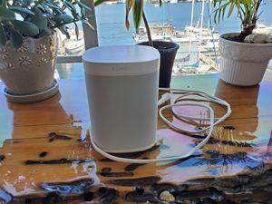 Sonos ONE Speaker for Sale in Seattle, WA