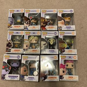 Overwatch Funko Pops for Sale in Shelton, CT