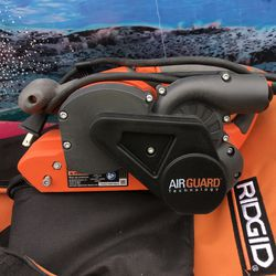 RIDGID 6.5 Amp Corded 3 in. x 18 in. Heavy-Duty Variable Speed Belt Sander with AIRGUARD Technology for Sale in Garden Grove, CA