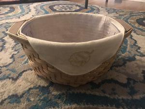 Longaberger Basket Set for Sale in Joppa, MD