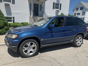 2002 BMW X5 4.4 for Sale in Providence, RI