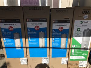 Water heaters brand new for Sale in San Jose, CA