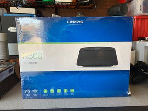 Lynksys N300 Wifi Router for Sale in San Diego, CA