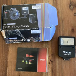 Digital Slave Flash for Sale in Los Angeles, CA