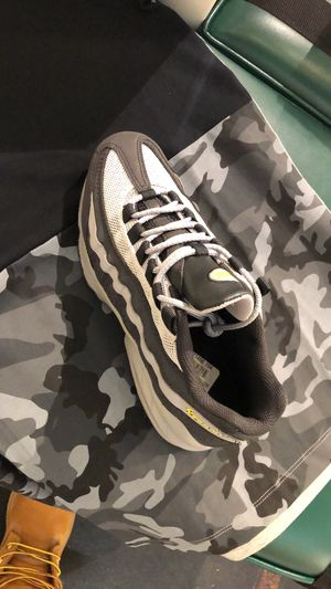 Reflective Air Max 95 size 5.5 for Sale in Washington, DC