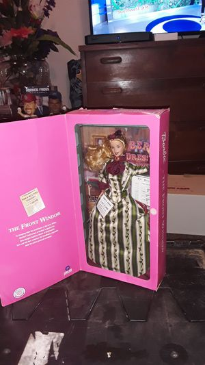 A Barbie doll called front window for Sale in Fort Worth, TX