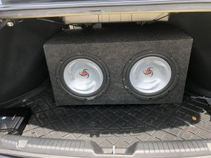 KenWood 2x 12in. Subwoofer speakers for Sale in Kissimmee, FL