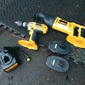 Dewalt Power Tools for Sale in Seattle, WA