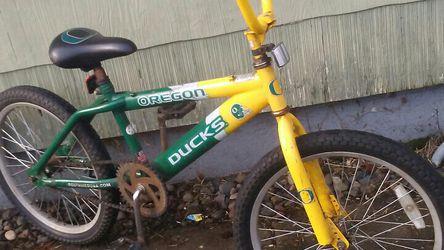 Oregon Ducks Bmx Bike for Sale in Vancouver,  WA
