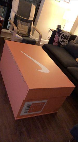 Big Nike shoes Box for Sale in Fairfax, VA