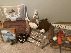 Camping room decor for Sale in Puyallup, WA