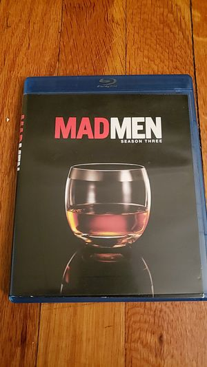 Mad Men Season 3 (Blu-Ray) for Sale in St. Louis, MO