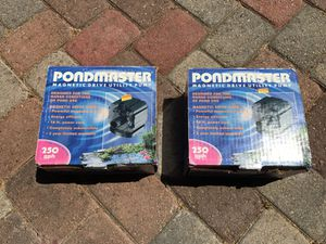 Pond/pool pump for Sale in Los Angeles, CA