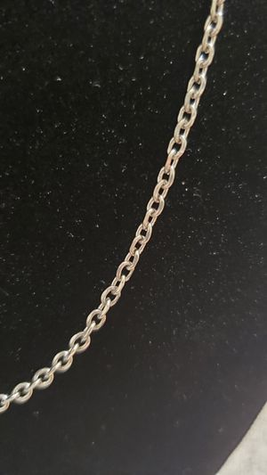 """22"""" Stainless Steel 2mm Chain. for Sale in Los Angeles, CA"""