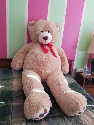 4ft teddy bear for Sale in Syracuse, UT