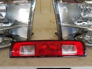 2014 ram headlights and 3rd brake light for Sale in Kailua-Kona, HI
