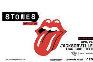 2 Floor Seats Rolling Stones in Jacksonville April 24th for Sale in Jacksonville, FL