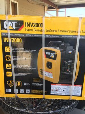 Cat generator 2000 for Sale in Odessa, TX