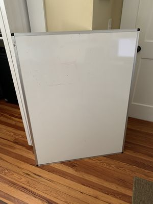 Whiteboard (3 x 4 ft) for Sale in Tampa, FL