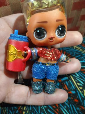 "LOL Surprise Doll Glitter Globe Winter Disco Series ""Soldier Boi"" - for Sale in Dickinson, TX"
