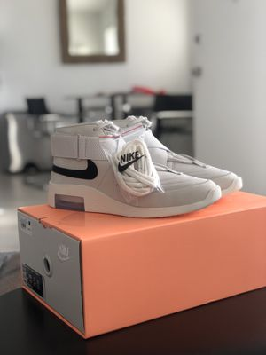 Nike x Fear of God Raid Size 9.5 for Sale in West Los Angeles, CA
