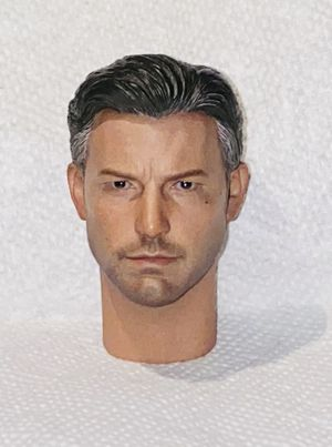 Ben Affleck 1/6 batman hot toys HEAD MMS455 for Sale in Queens, NY