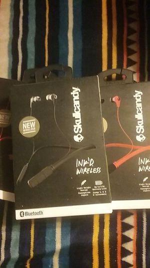 Skullcandy wireless earbuds for Sale in Las Vegas, NV