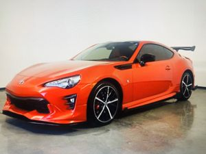 2019 TOYOTA 86 TRD SPECIAL EDITION SUPER FAST SEXY RIDE HOT RED BAD CREDIT OK. SUPER LOW MILES for Sale in Lake Worth, FL