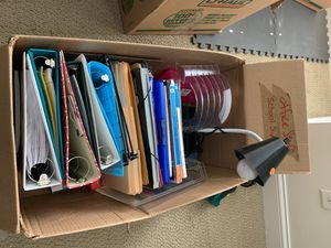 Huge box of office / school supplies for Sale in Nashville, TN