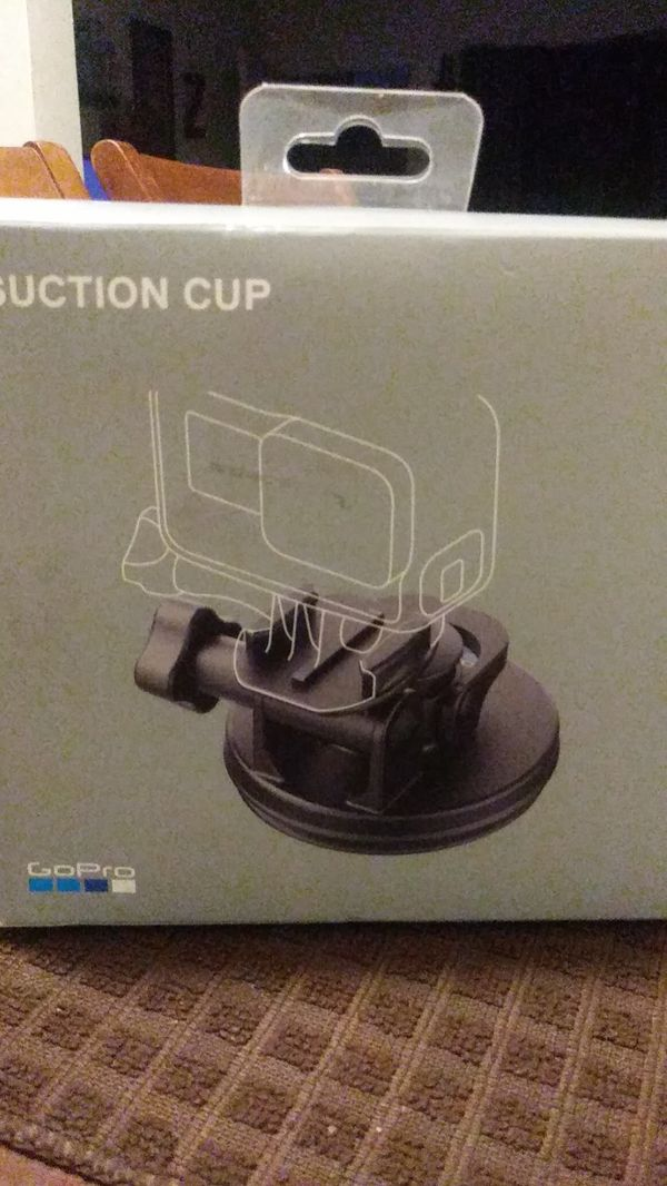 GoPro. Suction Cup