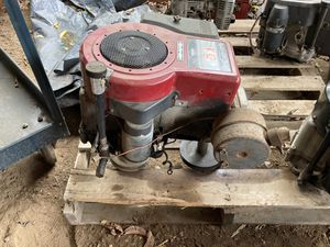 14hp b&s motor for Sale in Colleyville, TX
