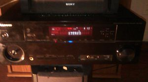 Pioneer receiver.....Sony amplifier and surround sound for Sale in Detroit, MI