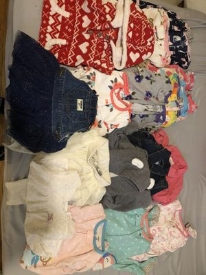 Baby girl clothes 12-24 months for Sale in Newark, NJ