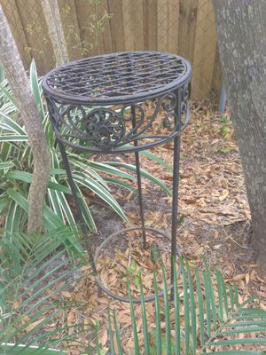 Plant stand for Sale in Largo, FL
