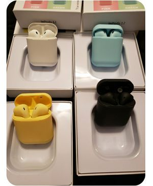 Earbuds please ask for color availability new bluetooth Earbuds for Sale in Gervais, OR