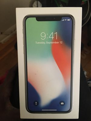 Iphone X 256 Gb Quick Hand trades only for Sale in MO, US