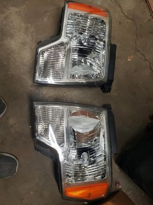 2011 f150 xlt grill, headlights and rear lights for Sale in Palo Alto, CA