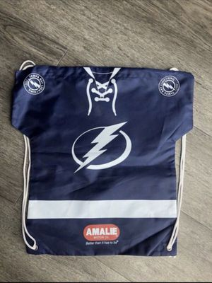 Tampa Bay Lightning NHL hockey drawstring for Sale in Tampa, FL