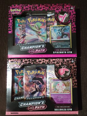 Pokemon Champion's Path for Sale in Colton, CA