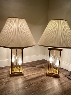 Vintage Lamps for Sale in Phoenix, AZ