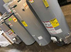 Gas and Electric Water Heaters UQLO for Sale in Houston, TX