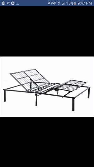 Queen electric adjustable bed frame for Sale in Springfield, MO