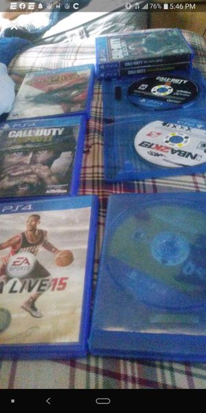 Ps4 games for Sale in Amarillo, TX