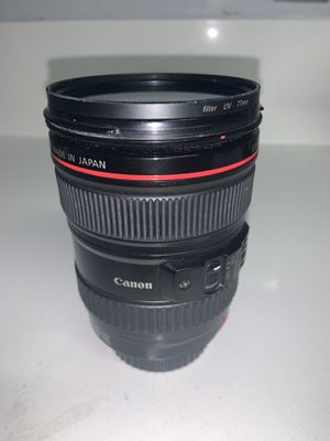 Canon 24-105mm L series for Sale in Los Angeles, CA