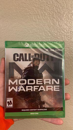 Call of Duty Modern Warfare for Sale in Chandler, AZ
