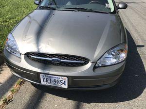 2003 Ford Taurus for Sale in Lorton, VA